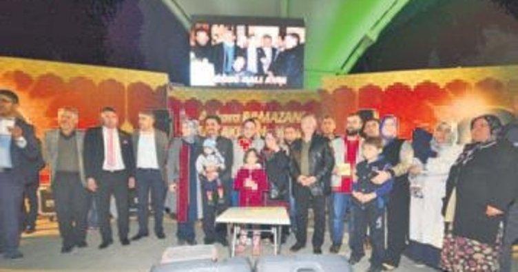 Pursaklar'dan 10 kişiye Umre hediyesi