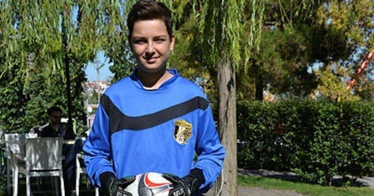 Fenerbahçe'den 11 yaşında kaleci transferi!