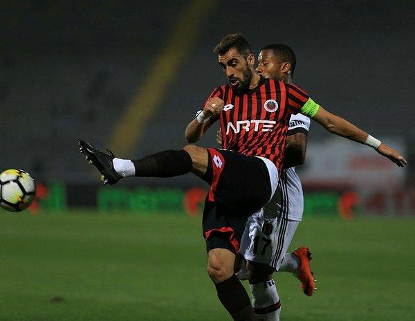 Süper Lig'de sözleşmesi bitecek futbolcular