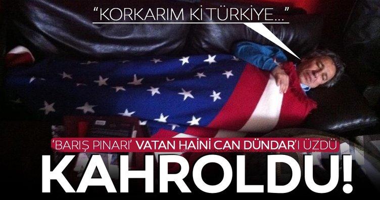 Erdoğan'ın başarısı vatan haini Can Dündar'ı üzdü: Korkarım ki Türkiye istediğini aldı!