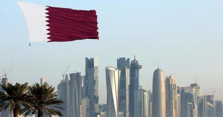 Katar Suudi Arabistan'dan kara sınırını açmasını istedi