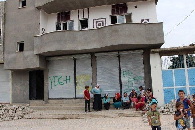Sokağa çıkma yasağı sonrası Nusaybin