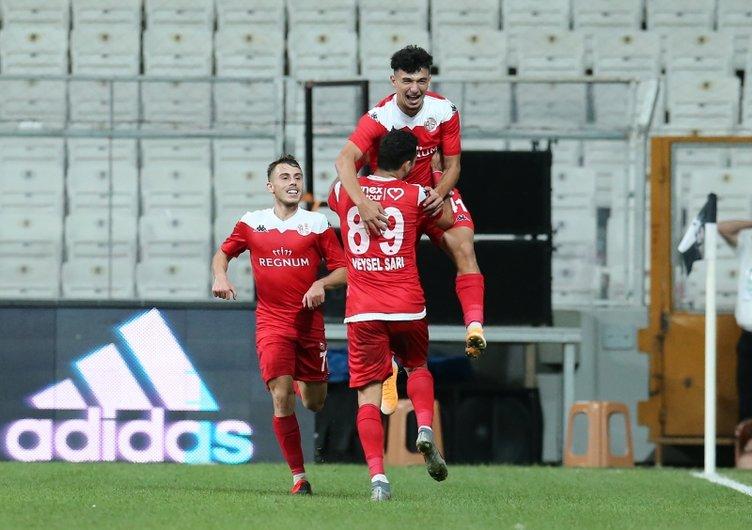 Beşiktaş-Antalyaspor maçını spor yazarları değerlendirdi...