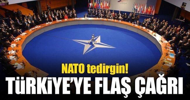 NATO Türkiye'nin Avusturya'ya yaptırımı konusunda endişeli