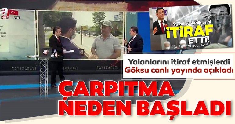 Mehmet Tevfik Göksu canlı yayında açıkladı: Fazilet durağı çarpıtması neden başlatıldı?