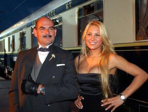 Zenginler treni İstanbul'da