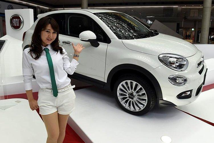 Tokyo Motor Show 2015 açıldı