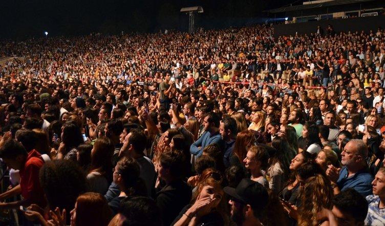 EXPO 2016'da rock rüzgârı