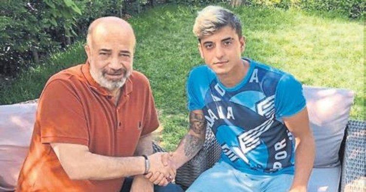 Adana Demirspor'da Berk Yıldız imzayı attı