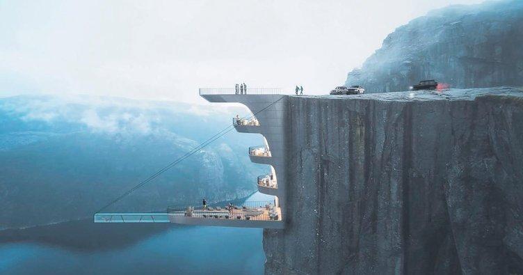 Norveçliler'in ayağını yerden kesecek proje
