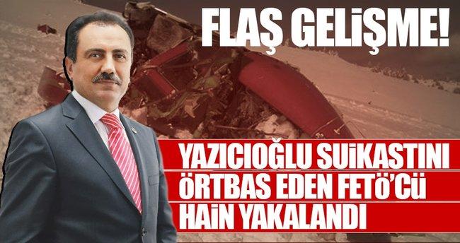 muhsin yazıcıoğlu olayını örtbas eden fetö'cü istihbarat müdürü yakalandı ile ilgili görsel sonucu
