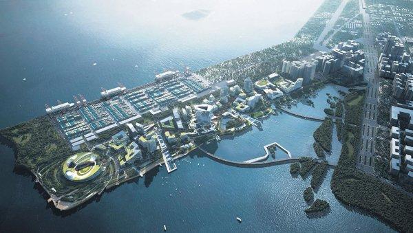 Geleceğin şehirlerini teknoloji devleri kuruyor 14