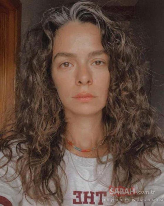 Güzel oyuncu Özge Özpirinççi yeni imajı ile hayran bıraktı... Özge Özpirinççi yeni saçları için Yıllardır beklediğim değişim... dedi...