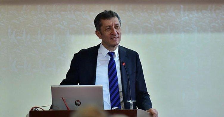 Milli Eğitim Bakanı Ziya Selçuk'tan okul müdürlerine çağrı
