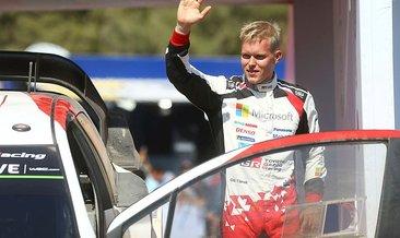 Ott Tanak: Çok zor bir yarıştı