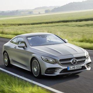 Yeni Mercedes-Benz S-Serisi CoupéTürkiye'de