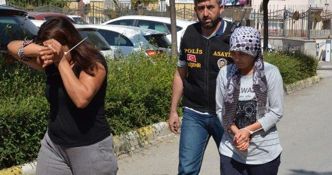 Şehir şehir gezen hırsızlara Eskişehir'de suçüstü