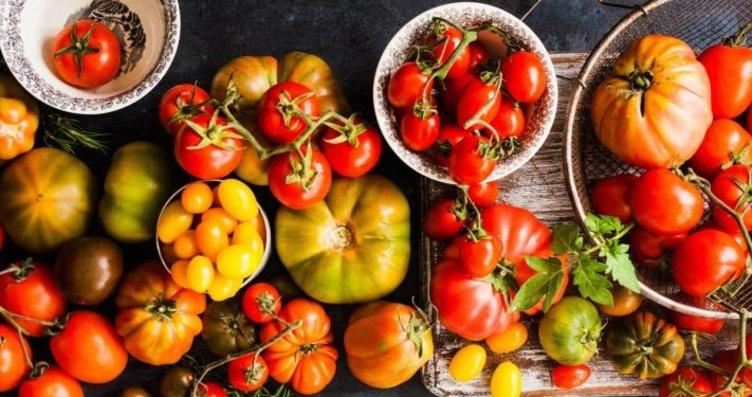 Yiyeceklerin tazeliğini korumak için ne...