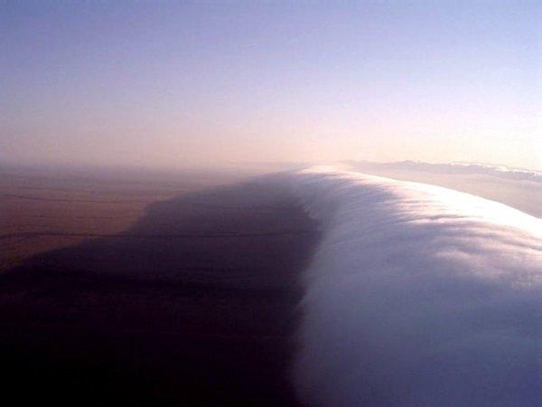 Doğa harikası bulutlar
