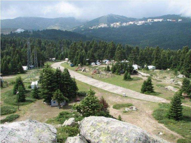 Türkiye'nin en iyi 20 kamp alanı