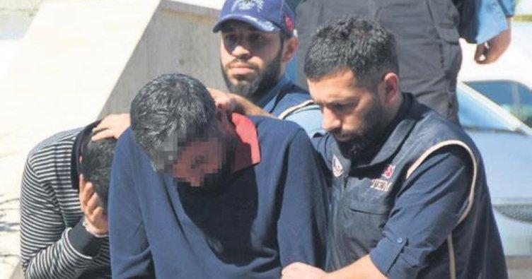 6 terörist, batan teknede boğuldu