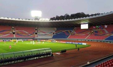Tarihi Kuzey Kore - Güney Kore maçında gol sesi çıkmadı