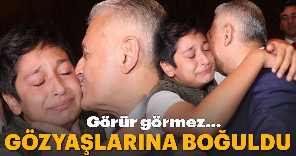 TBMM Başkanı Azerbaycan'a gitti