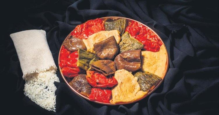 Gastronomi şehri Gaziantep'ten iftara özel lezzetler