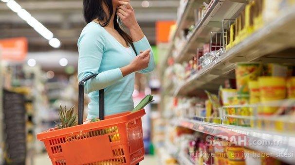 Sağlığa zararlı gıdalara kırmızı damga geliyor!