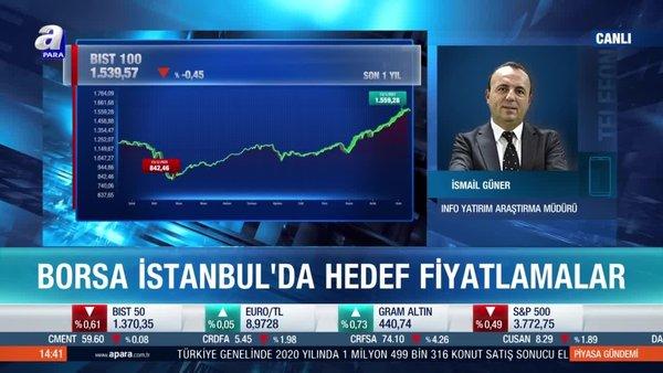İsmail Güner: Borsa İstanbul'da yeni rekorları görme ihtimalimiz yüksek
