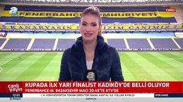 Ziraat Türkiye Kupası'nda ilk yarı finalist bugün belli oluyor