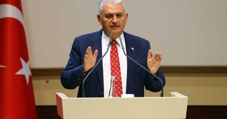 Başbakan Yıldırım'dan AK Partililere saldırıyla ilgili flaş açıklama