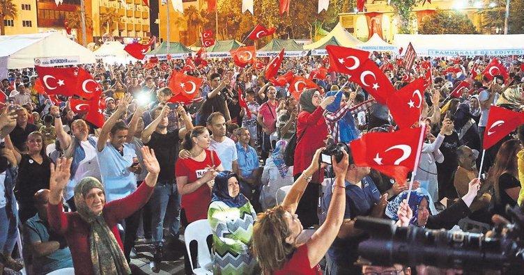 Denizli'de Büyükşehir 15 Temmuz'u anacak