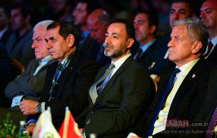 Uluslararası Futbol Ekonomi Forumu'ndan kareler