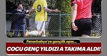 Fenerbahçe'de Boris Rapaic, A Takıma alındı!
