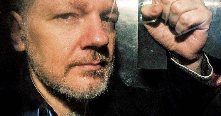 Assange'ın Londra'da görülen ABD'ye iade davası Şubat 2020'ye ertelendi