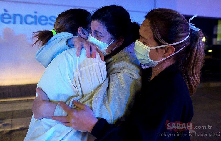 ABD'den son dakika corona virüsü haberi   İhmaller nedeniyle binlerce insan ölüyor! ABD'li hemşireden tüm dünyayı ayağa kaldıracak sözler!
