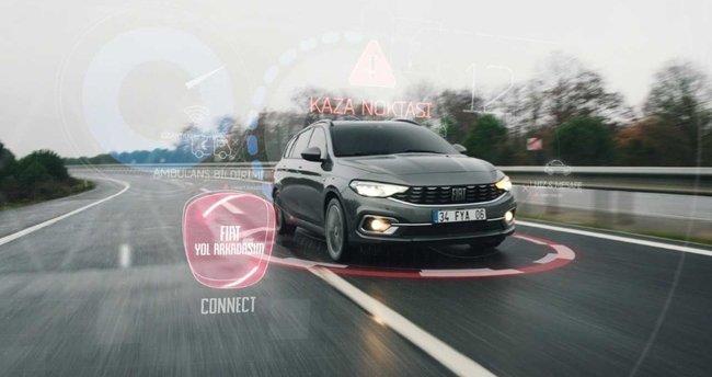 Fiat araç sahipleri 'Yol Arkadaşım Connect' sayesinde otomobil ile konuşabilecek