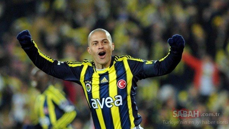 Efsane futbolcu Alex De Souza, Fenerbahçe'nin efsane 11'ini açıkladı! Bakın aralarında kimler var...