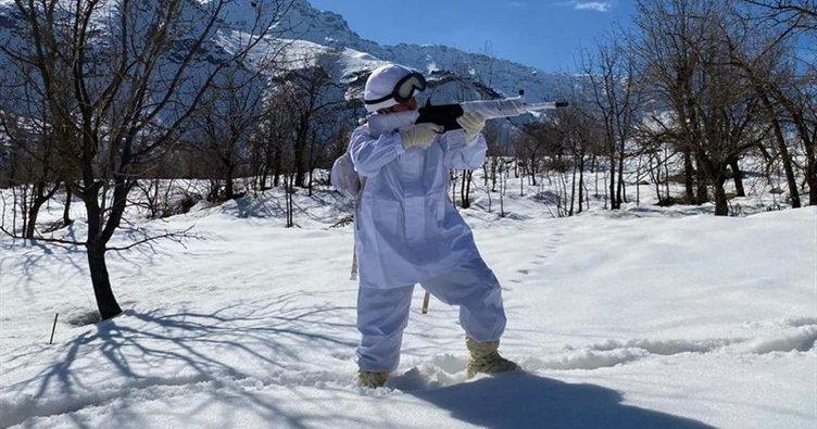 JÖH ve PÖH kar kış demeden didik didik arıyor! İşte Eren operasyonlarındakison dakika gelişmeleri