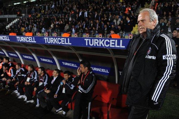 Ankaragücü - Beşiktaş