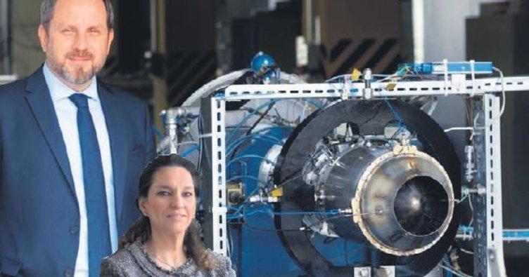 Kale, turbojet motorunda seri üretime geçiyor