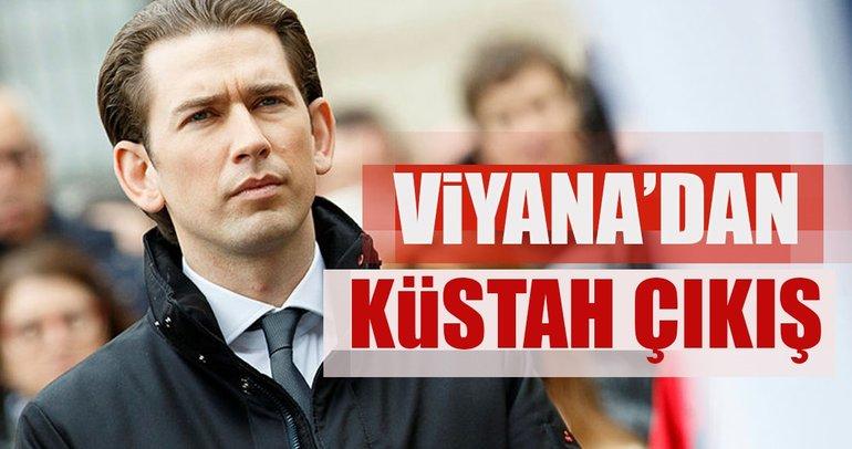 Avusturya Başbakanı Sebastian Kurz: Türkiye ile üyelik görüşmeleri sonlandırılsın