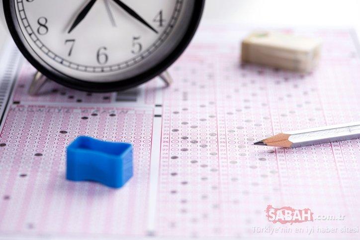 KPSS ön lisans sınav yerleri açıklandı mı? ÖSYM ile 2020 KPSS ön lisans sınav giriş belgesi sınav yerleri ne zaman açıklanacak, tarih belli mi?