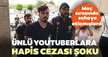 Son dakika: Youtube fenomeni Ali Abdülselam Yılmaz ve beraberindeki 3 arkadaşına hapis cezası istendi