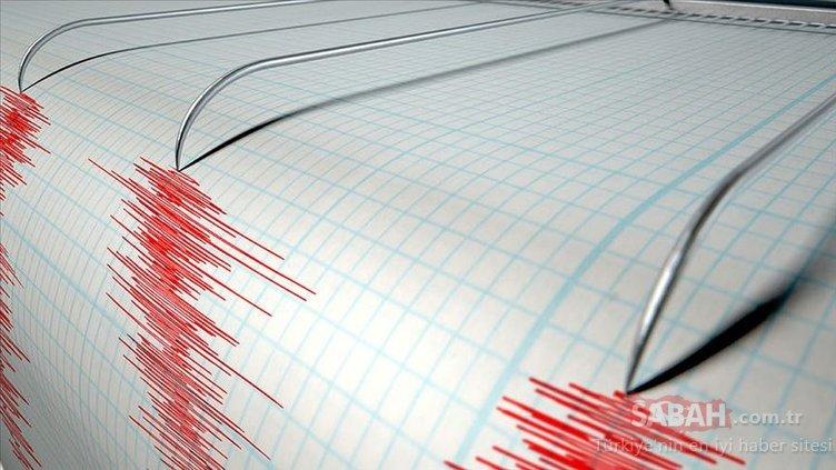 Deprem mi oldu, nerede, saat kaçta, kaç şiddetinde? 1 Ağustos 2020 Cumartesi Kandilli Rasathanesi ve AFAD son depremler listesi BURADA!
