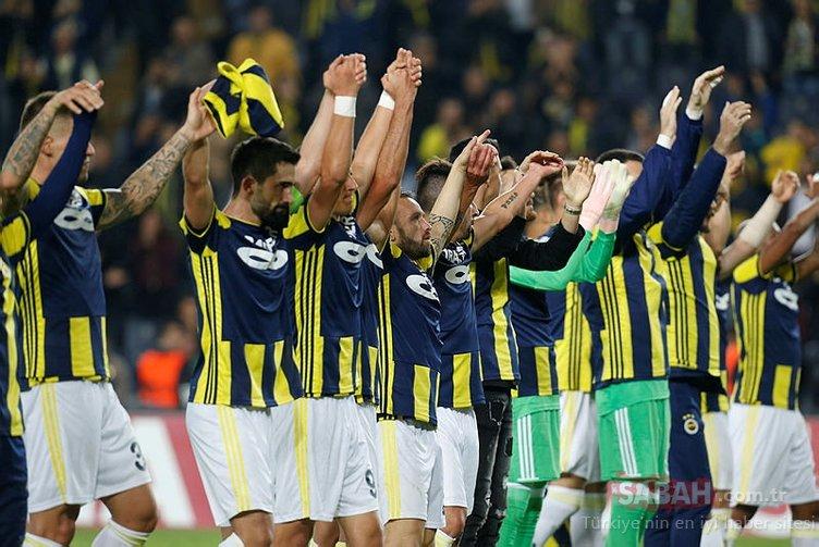 Fenerbahçeli futbolcular Koray Şener'i unutmadı