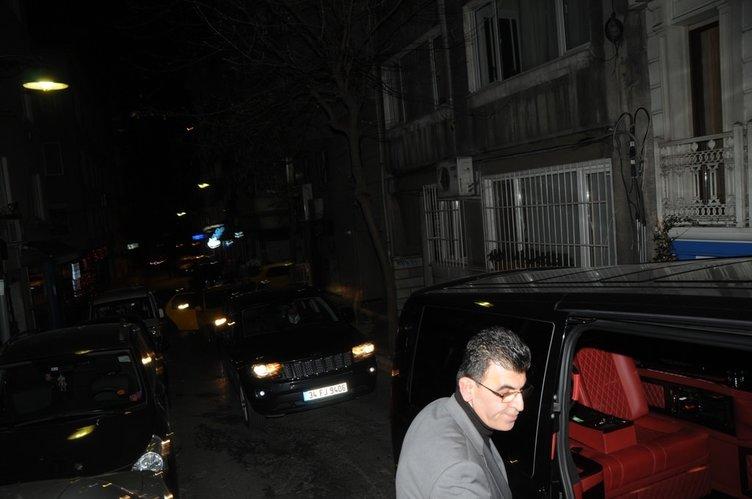 Bülent Ersoy'a şok protesto!