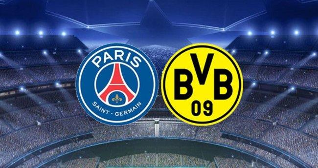 Psg Borussia Dortmund Maci Saat Kacta Hangi Kanalda Canli Izlenecek Psg Dortmund Maci Canli Yayin Kanali Ve Muhtemel 11 Ler Spor Haberleri