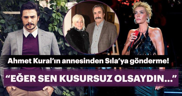 Ahmet Kural'ın annesi Sema Kural, Sıla'ya sosyal medyadan gönderme yaptı!